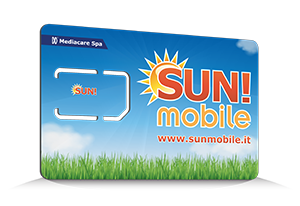 Scopri di più sulle offerte SunMobile